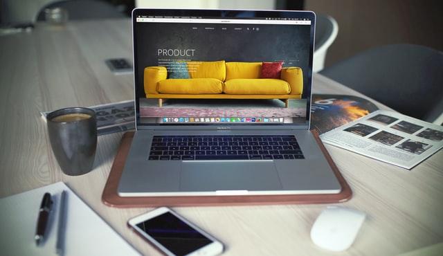 Mise en place d'un site e-commerce